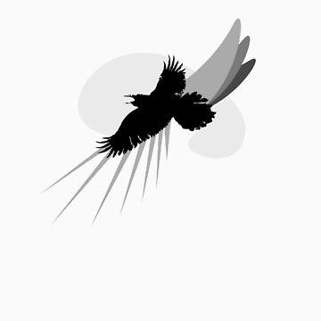 Crow by bondop