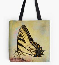 The butterfly is a flying flower Tote Bag