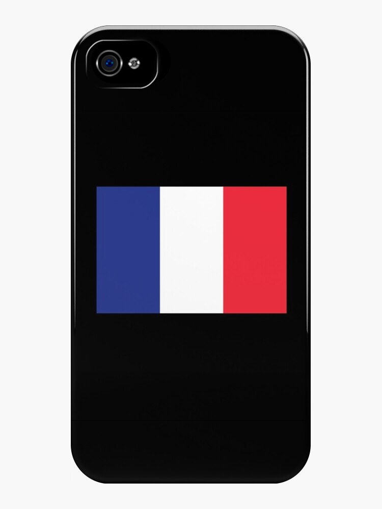 French Flag by shirtsonshirts