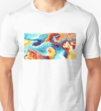 the sea of emotions T-Shirt