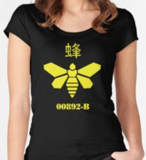 METHYLAMINE!! Women's Fitted Scoop T-Shirt