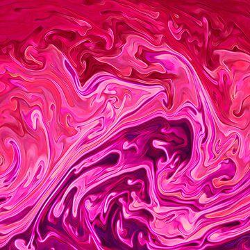 Bubblegum-Tinte! von carlostato