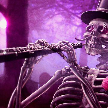 """""""Beweg deinen Körper!"""" - Der untote Musiker von carlostato"""