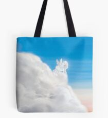 Little Cloud Angel Tote Bag