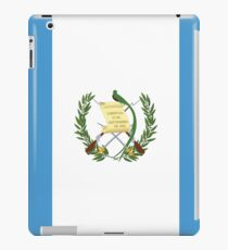 Guatemala Flag iPad Case/Skin
