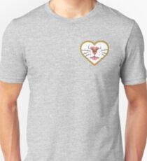 Tough Love - Cute Cats Nose - Bold Illustration Unisex T-Shirt