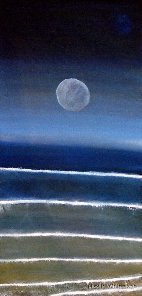 Midnight Waters by Nicole Whittaker