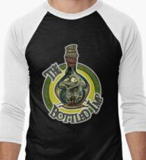 Official Bottled Imp Logo Clothing Men's Baseball ¾ T-Shirt