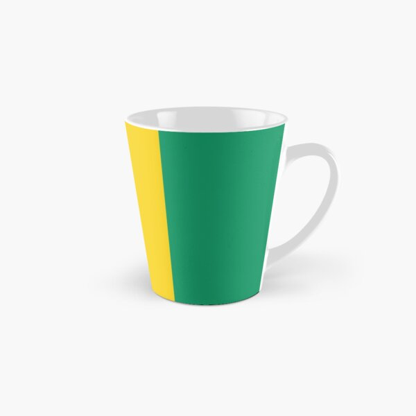 Guinea Flag Tall Mug