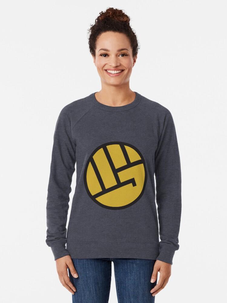 Alternate view of heropunch Lightweight Sweatshirt