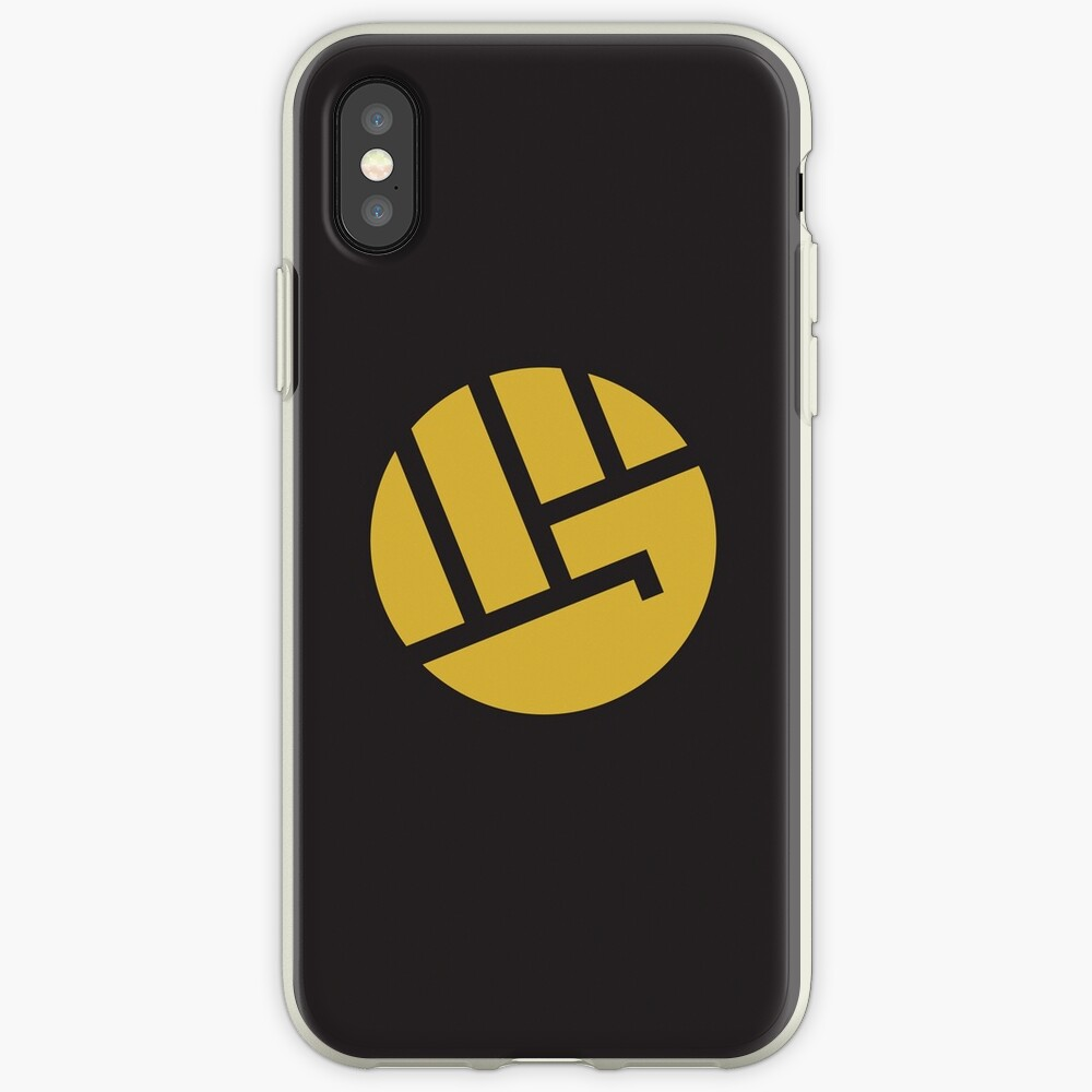 heropunch iPhone Case & Cover