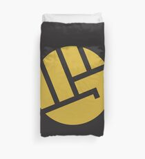 heropunch Duvet Cover