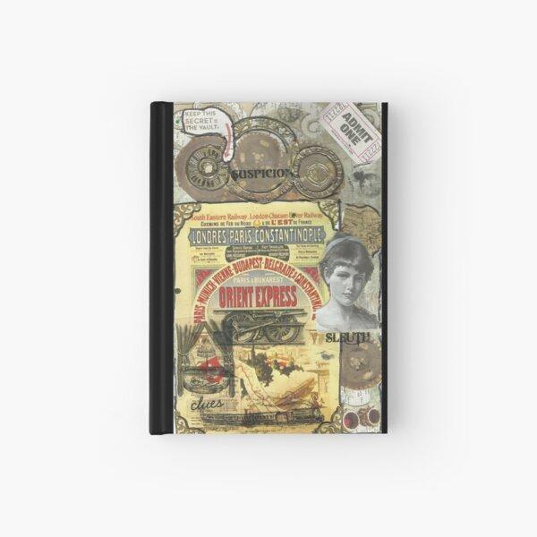 ¡Todos a bordo! (The Orient Express) Cuaderno de tapa dura