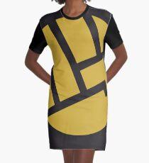 heropunch Graphic T-Shirt Dress