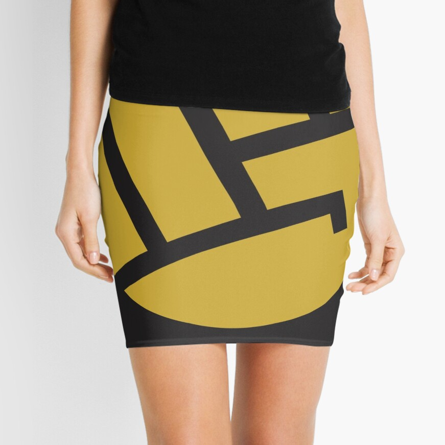 heropunch Mini Skirt