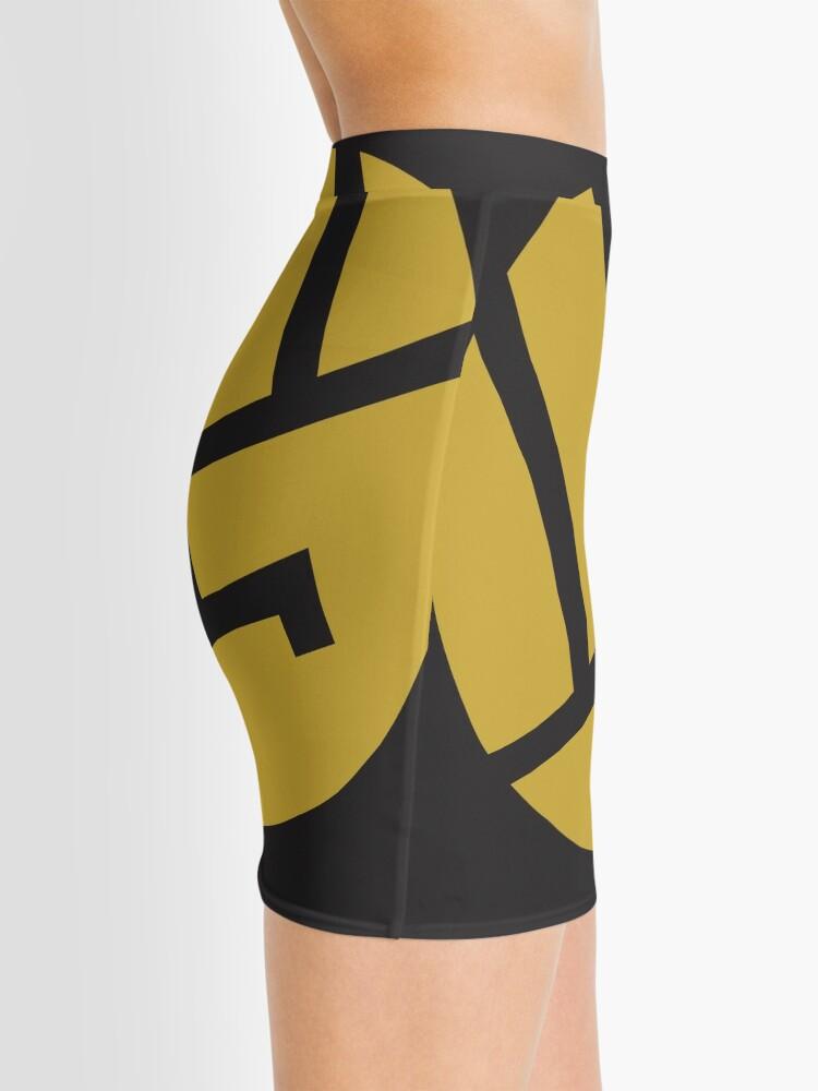 Alternate view of heropunch Mini Skirt