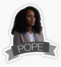 POPE. Olivia Pope. Sticker