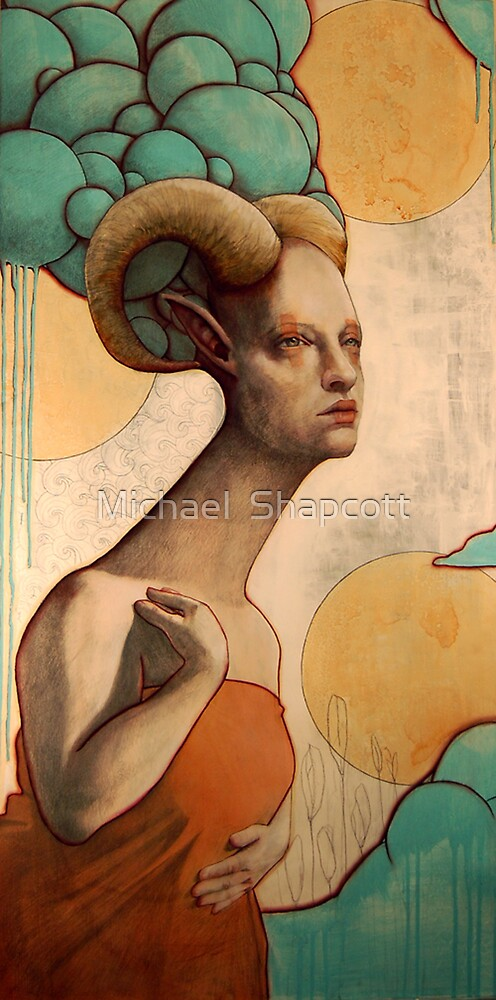 Mothers Hands by Michael  Shapcott