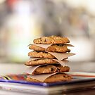 Oatmeal Chocolate Chip Cookies by Tracy Friesen