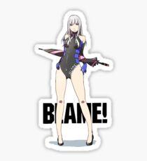 Blame! Sticker