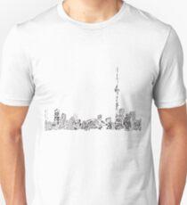 Doodled: Toronto Unisex T-Shirt