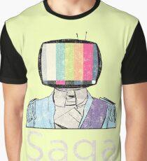 Saga Prince Graphic T-Shirt