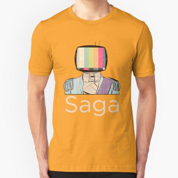Saga Prince Slim Fit T-Shirt