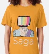 Camiseta ajustada Saga Prince