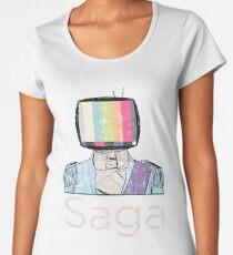 Saga Prince Women's Premium T-Shirt