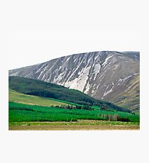 Mount Errigal, Donegal, Ireland Photographic Print