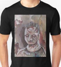 Zombie Portriat  Unisex T-Shirt