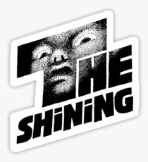 The Shining - Logo Sticker