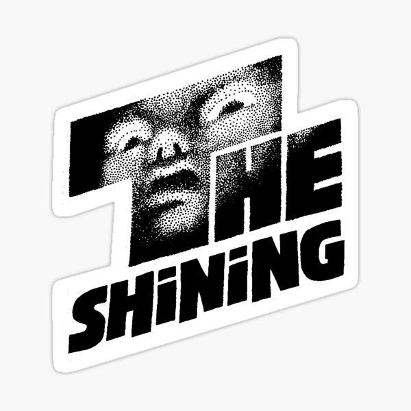 Le brillant - Logo Sticker