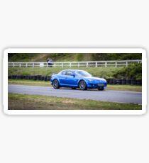 Mazda RX-8  Sticker