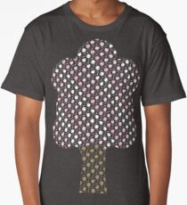 Forest Pattern ~ Cherry Blossoms Long T-Shirt