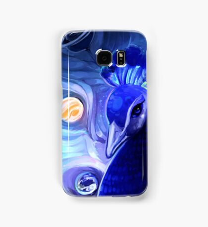 the peacock way Samsung Galaxy Case/Skin