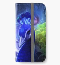 the peacock way iPhone Wallet/Case/Skin