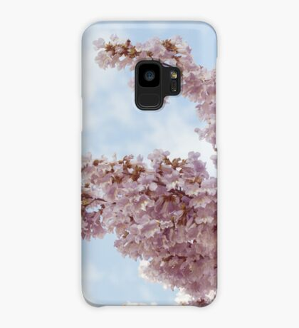 Poetry written on the sky Case/Skin for Samsung Galaxy