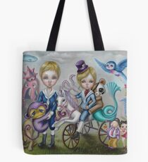 Surreal Playpark II Tote Bag