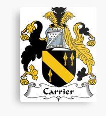 Carrier Metal Print