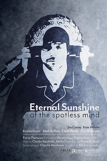 Eternal Sunshine Of The Spotless Mind Movie Poster Posters By