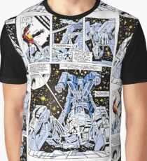 Spanner Comic Graphic T-Shirt