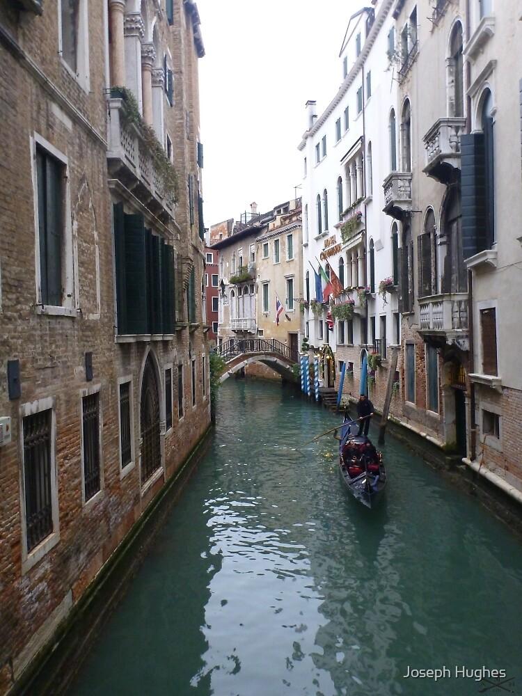 Winter In Venice by Joseph Hughes