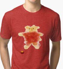 abstract winnie the pooh Tri-blend T-Shirt