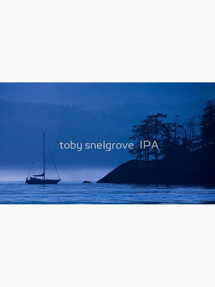 Blue Mist by tobysnelgrove