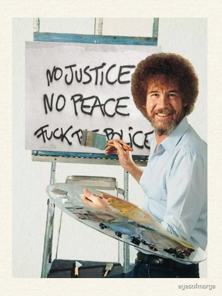 No Justice No Peace by eyesofmarge