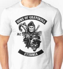 SONNEN VON GRAUSKULL !! Slim Fit T-Shirt