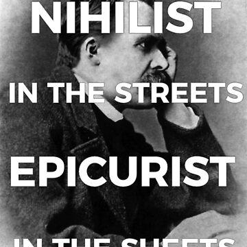 Nihilism & Epicurism - Nietzsche by Orata