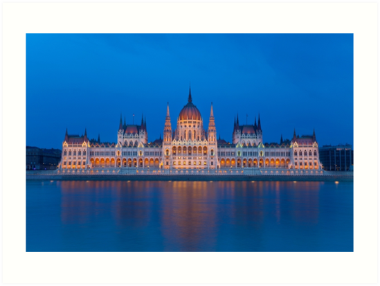Parliament Houses by Ben Stevens