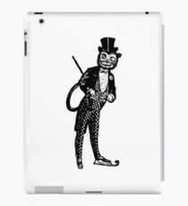 Gentleman Cat iPad Case/Skin